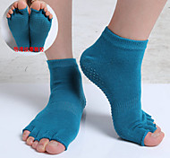Outdoor Unisex Socks Yoga Anti-skidding / Sweat-wicking Spring / Autumn / Winter Free Size