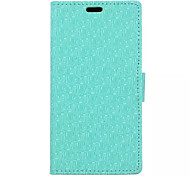 New Maze Pattern Cloth Texture Flip Leather Wallet Card Stand Case Cover For Nokia Lumia 650  Case(Assorted Colors)