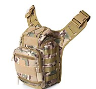 Shoulder Shoulder Bag big Chest Saddle Waterproof Oxford cloth Camouflage Messenger