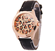 Men's The Latest Explosion Leopard Fashion Leather Strap Watch(Assorted Colors) Wrist Watch Cool Watch Unique Watch