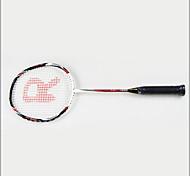 Badminton Racchette- diLega di alluminio-Non deformabile / Durevole-Rosso