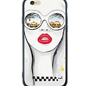 iPhone 6s Plus/6/iPhone 6s/6 Sexy TPU Soft Back Cover