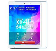hoge duidelijke screen protector voor Teclast T98 4G tablet beschermende film