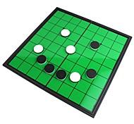 Ajedrez juguete del juego Cubo magico Velocidad Cuadrado Metal / Plástico / aluminio Verde Para Niños