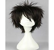 Cospaly парик 30см 6 цветов мужские короткие слоистые прически Kagerou Проект Kano shuuya парики из натуральных волос костюм парик