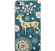 Back Cover Ultra-thin Flower PC Hard Case Cover For Huawei Huawei Honor 6 Huawei Honor 6