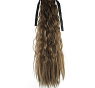 Synthetic Ponytail Deep Wave Ponytail 55 gram Quantity