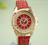 Women's European Style Fashion New Cute Rhinestone Wrist Watch