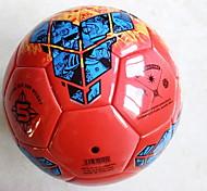 Soccers(Rot,PVC) - für Unverformbar / Dauerhaft