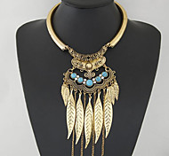 Women's Fashion Statement Necklaces Fine Jewelry