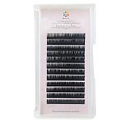 A box has 12 rows of eyelashes Ресницы Ресницы Пучковые накладные ресницы Глаза / Ресницы Натуральная длинаРасширенный / Объемные /