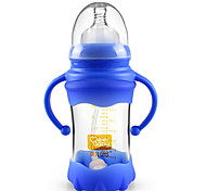 Feeding bottle Plastic / Glass For Feeding Tableware 0-6 months / 1-3 years old / 6-12 months