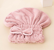 Bath Blossom Microfiber Hair Towel Fast Drying Hair Wrap