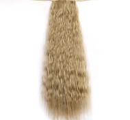 льняные длина 50см объем парик хвощ кукуруза горячая хвощ (цвет 16)