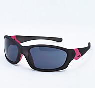 533.486-33 Ossat moda all'aperto occhiali vento occhiali vetri di riciclaggio - sabbia e nero