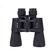 BRESEE 10X50 mm Binoculars Weather Resistant General use BAK4 Multi-coated Normal # Central Focusing