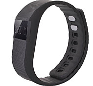 STW64 Wearable Smart Wristband Bracelet, Bluetooth4.0/OLED/Pedometer/Sleep Tracker for Android/iOS