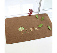 """Hot Sale Casual Style Coral Velvet Material High-Grade Non-Slip Mat W16"""" x L24"""""""