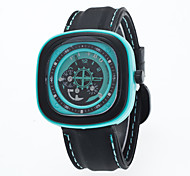 Unisex European Style Fashion Casual Simple Silicone Wrist watch