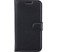 кожа личи флип стенд бумажника обложка чехол для Samsung Galaxy s7 / s7 край / s6 / s6 край / s6 край +