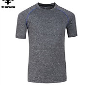 Running Tops Men's Compression Running Sports Sports Wear Others
