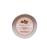 Fei Beauty® Powder Dry Powder Uneven Skin Tone / Natural / Breathable Face Purple / Pink / Peach China Fei Beauty