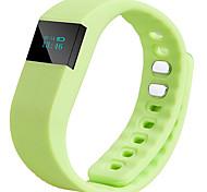 Kimlink TW64 Pulseira Inteligente / Monitor de Atividade / Alça de PunhoVestível / Relogio Despertador / Impermeável / Monitoramento do