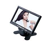 7 polegadas 800 * 480 TFT-LCD monitor do carro retrovisor com suporte reverter câmera de segurança de alta qualidade.