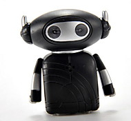 Mini Infrared Remote Control Robot Soccer Toy Black  YQ 88192-1