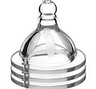 Capezzolo Gel di silice For alimentazione posate 6-12 mesi Bambino
