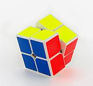 Giocattoli Yongjun® Cubi 2*2*2 Velocità magic Toy Smooth Cube Velocità Magic Cube di puzzle Nero / Bianco ABS