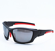 99522 OSSAT polarized glasses Wind outdoor glasses glasses Cycling glasses - sand and black