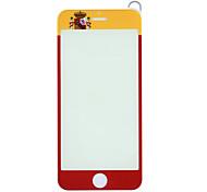 benks® protezione 3D curva ultra-sottile schermo in vetro temperato per il iphone 6 / s iphone 6 / s plus per tazza Calcio Spagna