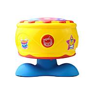 gelb Kind Handtrommeln für alle Kinder Musikinstrumente Spielzeug