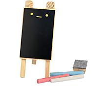 maison de moulage de type suspendu en bois tableau noir