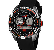 Men's Analog-Digital Water-Resisstant Multi-Functional Sports Watch Cool Watch Unique Watch