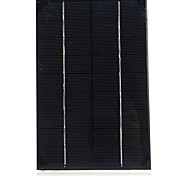 4W 9V Output Polycrystalline Silicon Solar Panel for DIY