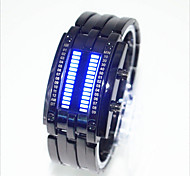 Han Edition Fashion Creative LED Men's Watch