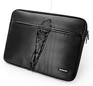 POFOKO® 11/13/14/15 Inch Waterproof Laptop Sleeve Black/Gray