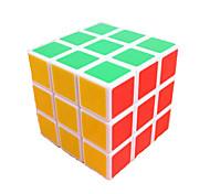 Cubos Mágicos Cube IQ Três Camadas Velocidade Cube velocidade lisa Magic Cube quebra-cabeça Branco ABS