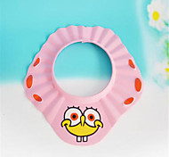 Cartoon Shower Cap  Bath And Sunshade Protect Soft Cap Hat For Baby Children Kids
