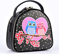 Instax Case Bag Case with Shoulder Strap and Pocket (Deer) for Fujifilm Mini8 Mini8s Mini8+ Owls