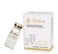 feliz + regaliz suero hidratante para blanquear la reparación de células dañadas mejorar elasticidad de la piel 0,35 oz