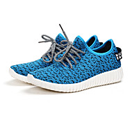 Running Shoes Unisex Ultra Light (UL) Low-Top Leisure Sports Others Running/Jogging Lace-up Polyester Rubber