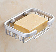 Soap Dishes & Holders Square Aluminum