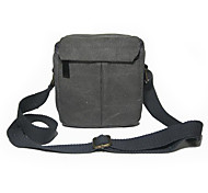 Camcorder BagForUniversal One-Shoulder / Backpack Dust Proof Grey / Khaki / Blue