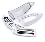 Multifunctional Vegetable Cutter Mouse Grater Peeler,Set of 3