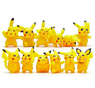 12 pocket elf Pikachu DIY doll