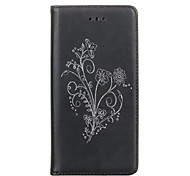 Hot Stamping Flip Luxury Mobile Phone Sets For  Ascend P9 Lite/P9