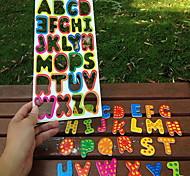 letras de palo magnética